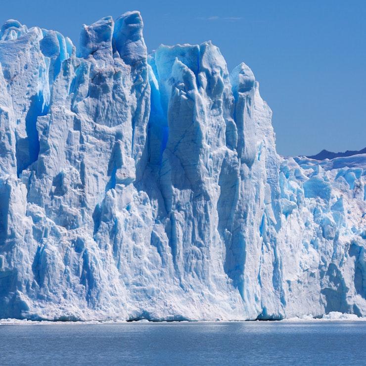 Upsala gletsjer, Nationaal park Los Glaciares