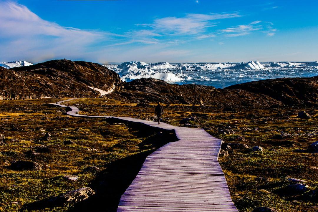 Ilulissat IJsfjord, Groenland