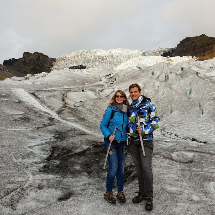 Gletsjerwandeling