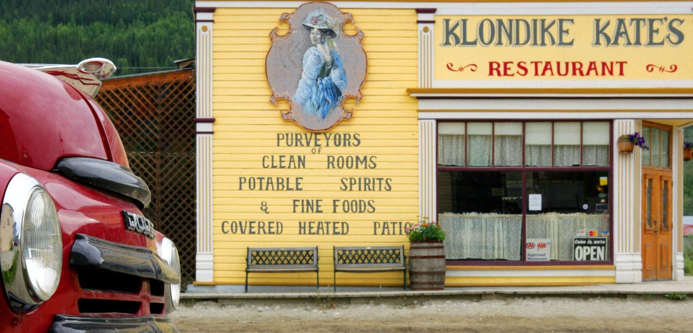 Klondike, Dawson City
