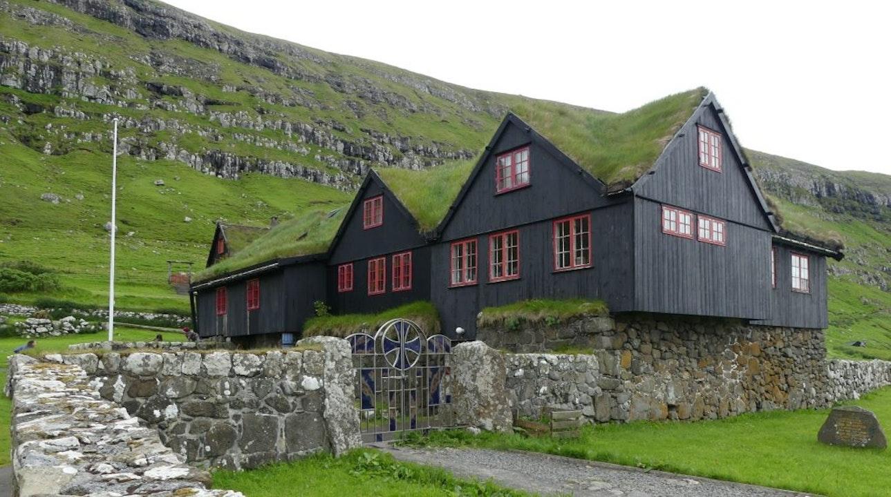 Kirkjubøargarður