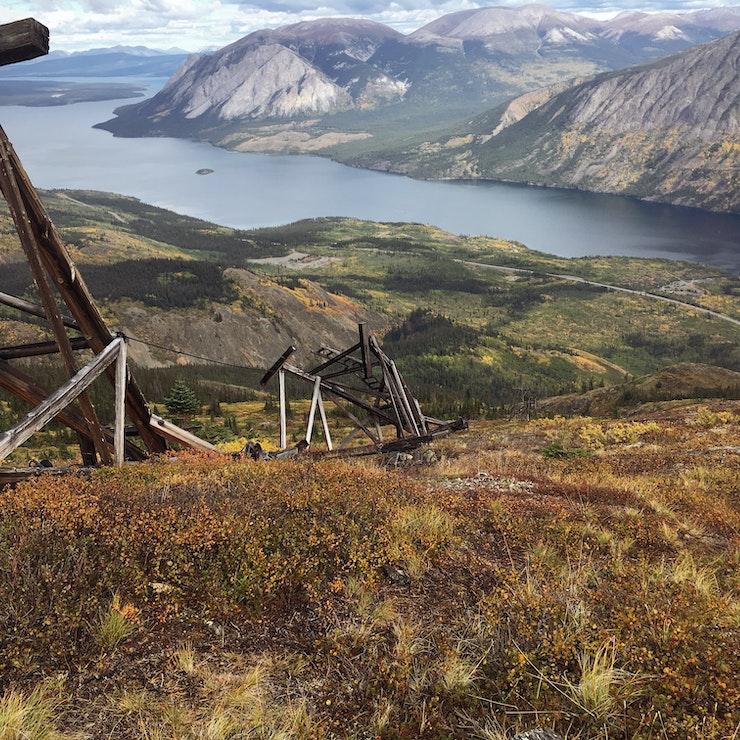 Mt. Montana, Carcross, Yukon