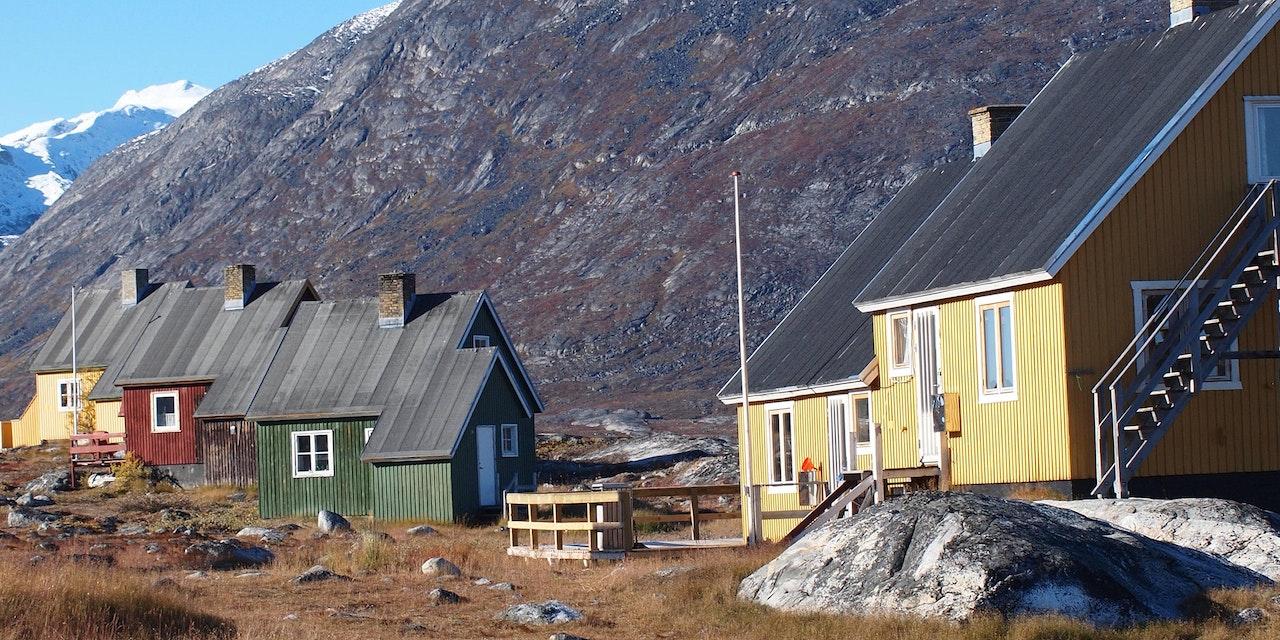 Oost-Groenland
