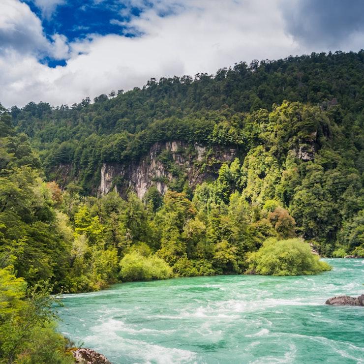 Futaleufu rivier, Chili