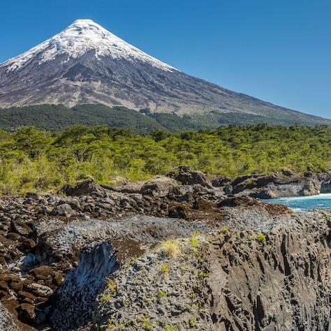 Vulkaan Osorno, Puerto Montt