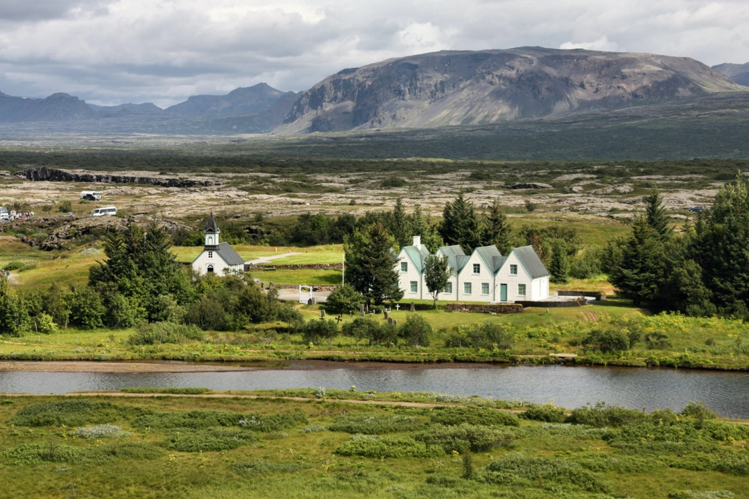 Thingvellir Nationaal Park