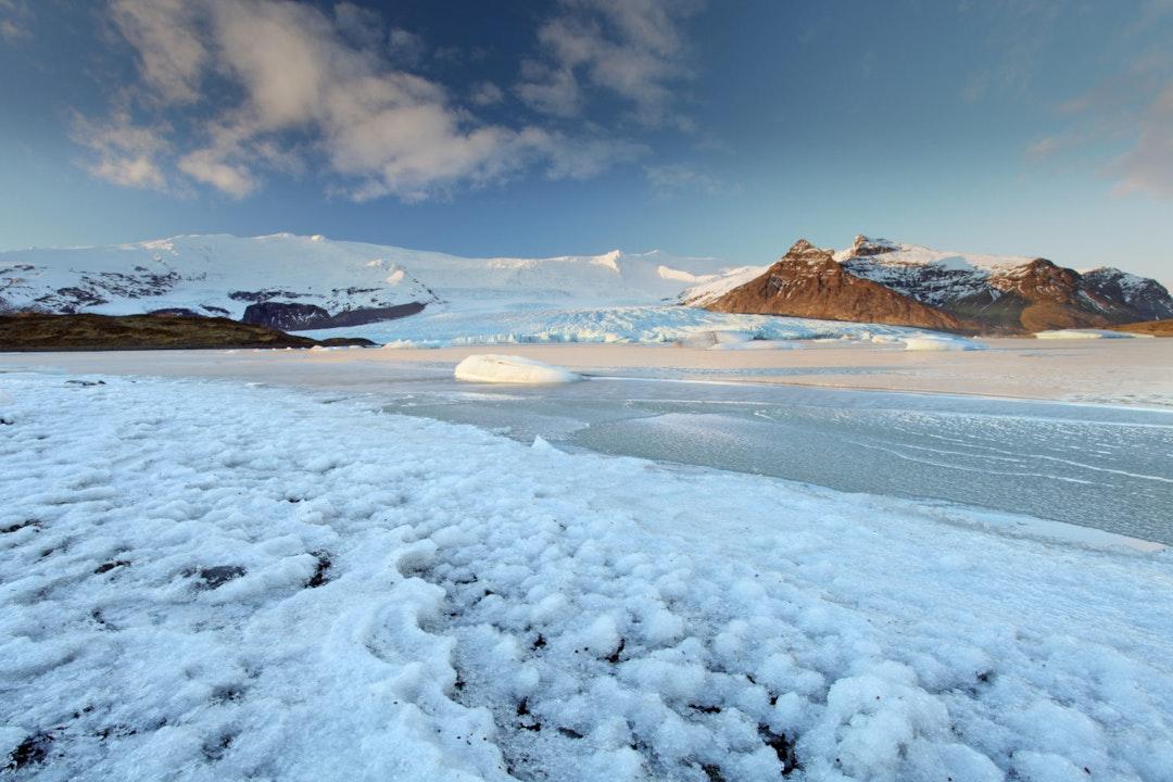 Vatnajökull Nationaal Park