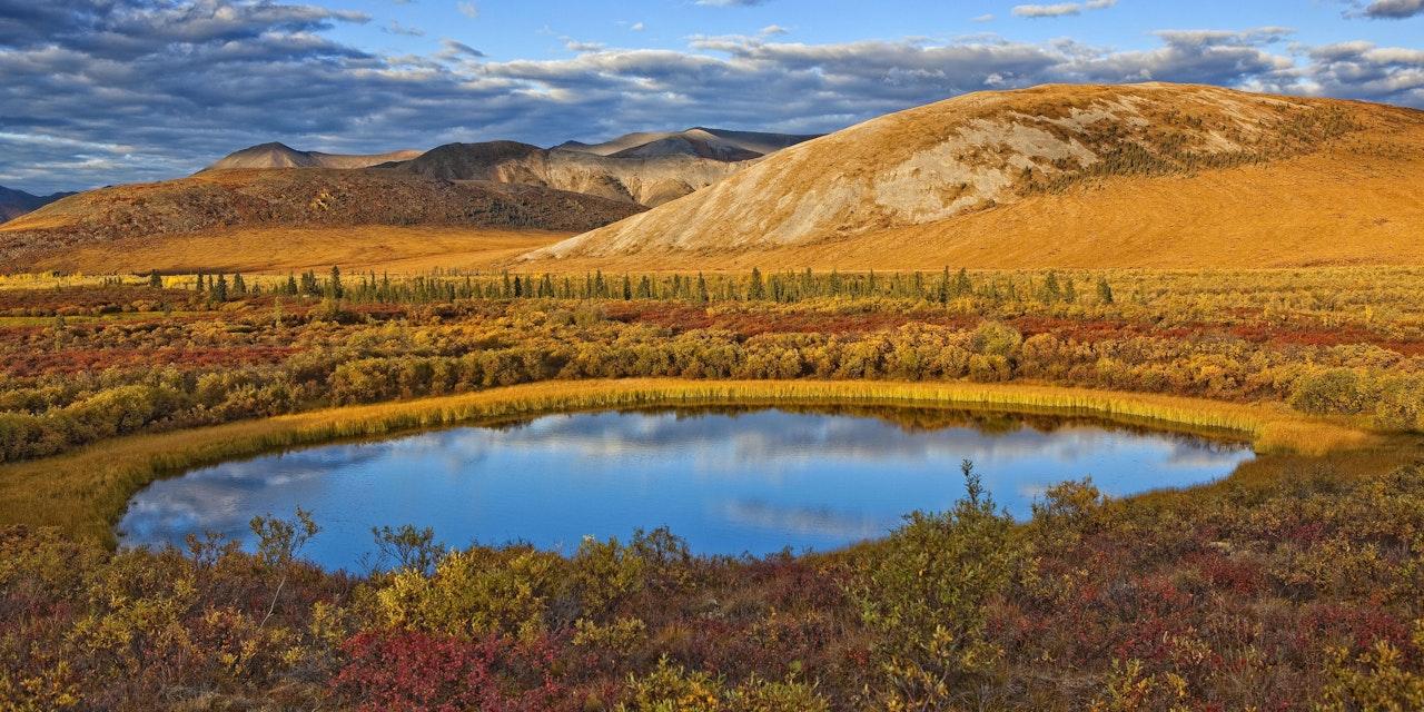 Yukon territorium Canada