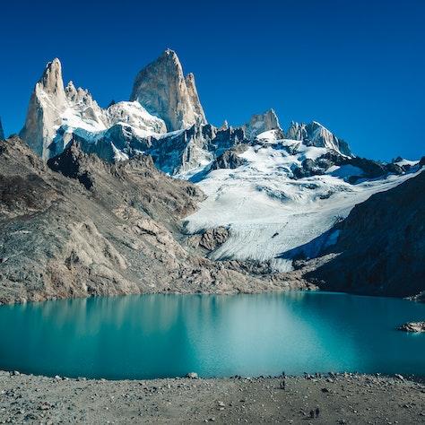 Mt. Fitz Roy, El Chaltén