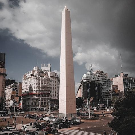 Obelisco, Buenos Aires, Argentinië