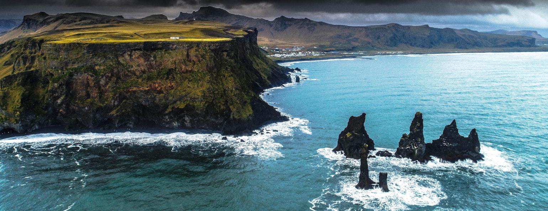 regels voor drones in IJsland
