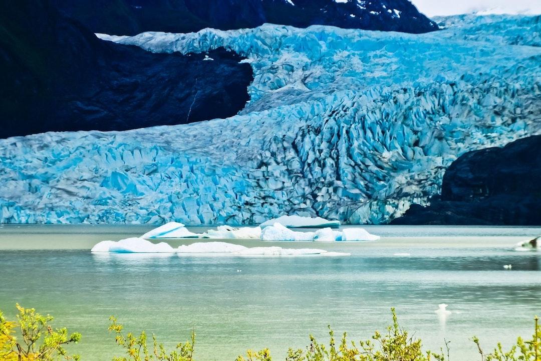 Mendenhall gletsjer