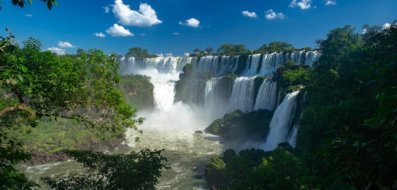 Iguazú watervallen, Rondreis door Argentinië