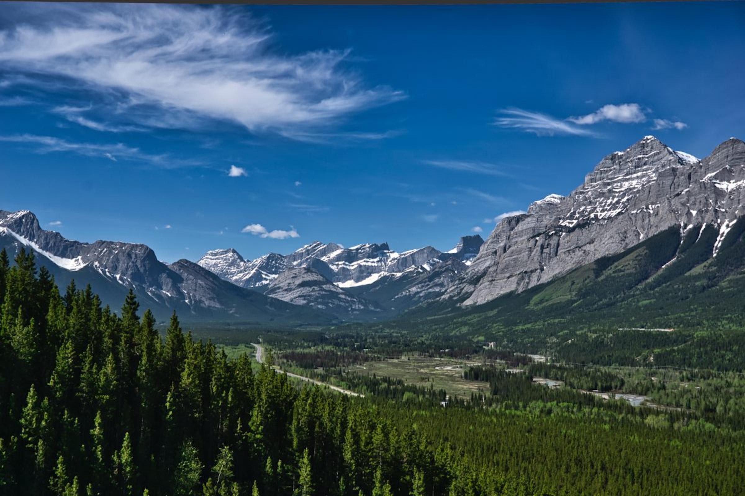 West-Canada vakantie