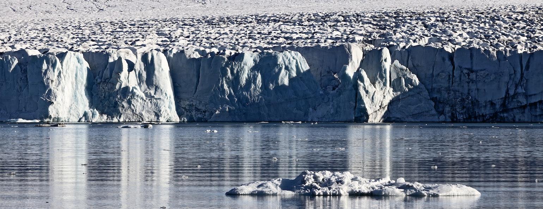 Gletsjer Spitsbergen