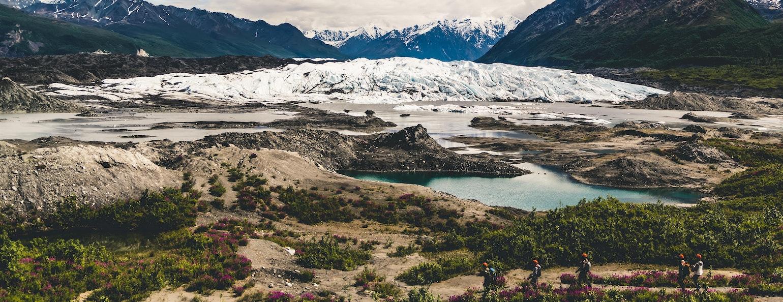 Alaska Gletsjer