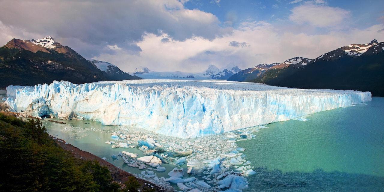 Perito Moreno gletsjer, Argentinië