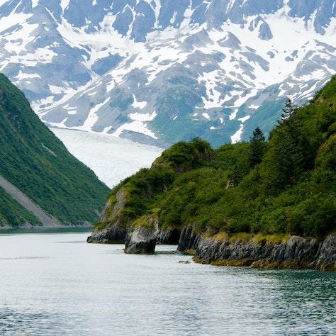 Kenai National Park fly-en-drive rondreis door Alaska