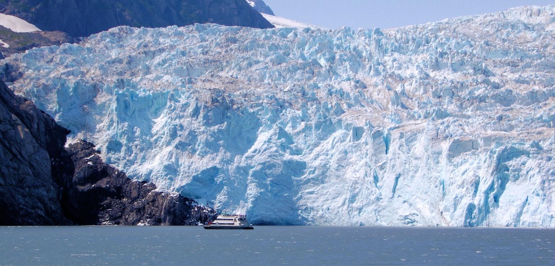 Holgate Glacier, Alaska