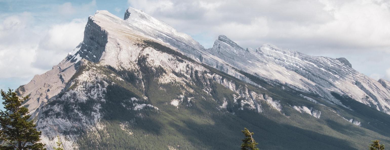 Trans Canada Highway, Banff