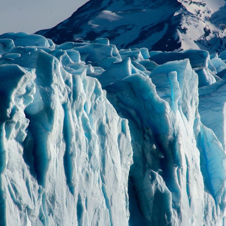 Perito Moreno, Los Glaciares, Argentinië
