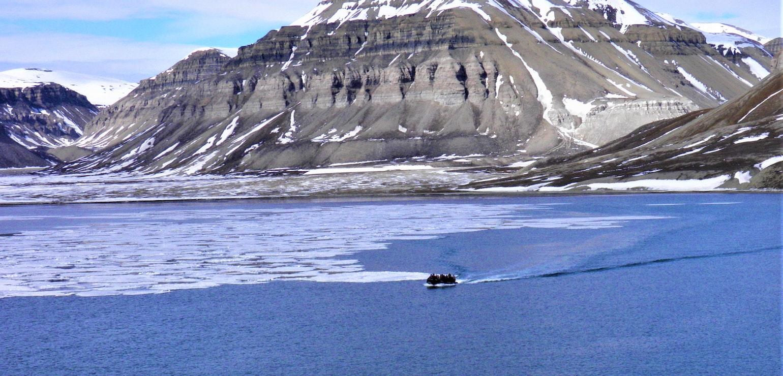 reis naar Spitsbergen