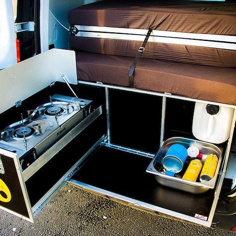 Freedom Camper interieur