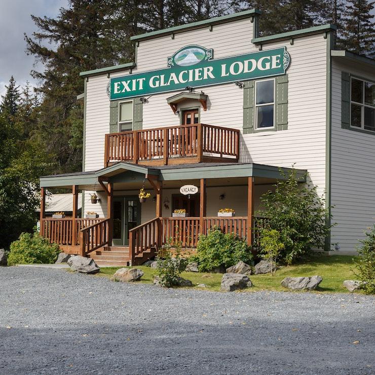 Exit Glacier Lodge, Seward