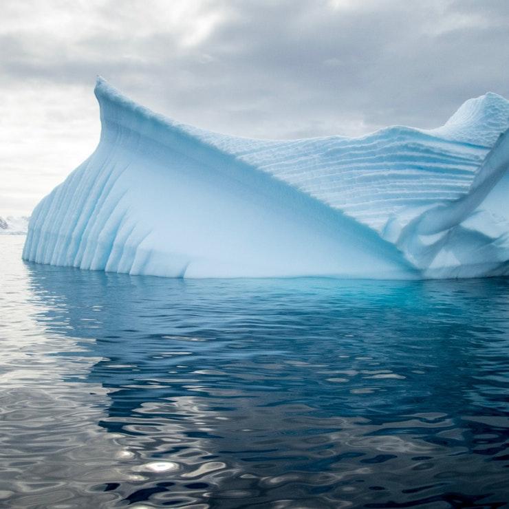 IJsvlaktes Antarctica, reis naar Antarctica