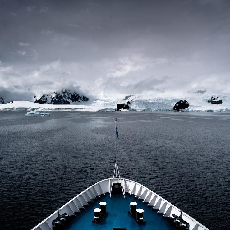 Antarctica, reis naar Antarctica