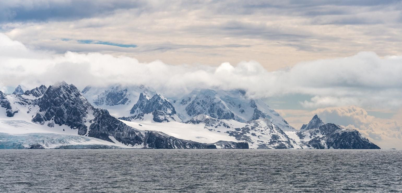 Antarctica, rondreis Antarctica
