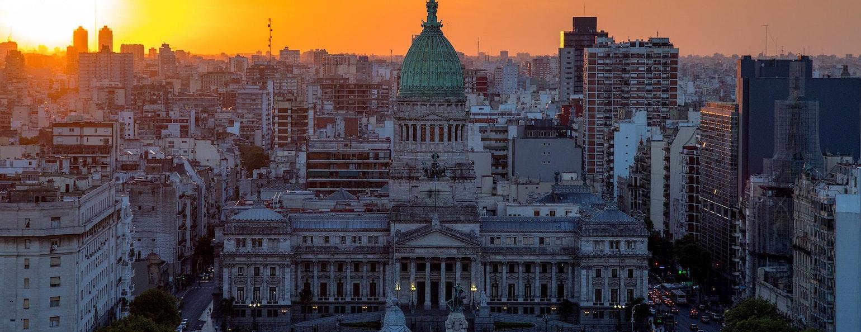 Palacio Barolo Buenos Aires, Argentinië