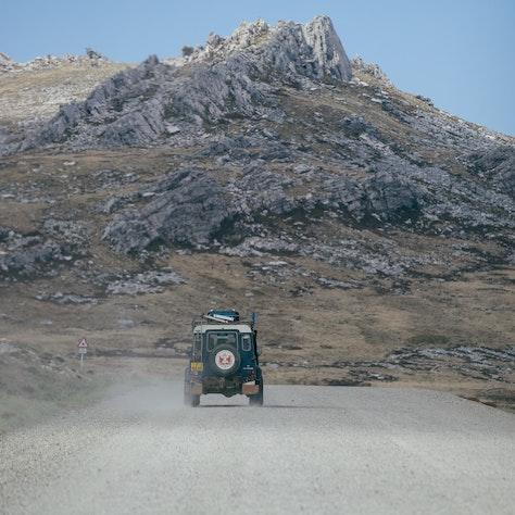 Falkland eilanden - Islas Malvinas, expeditiecruise naar Antarctica