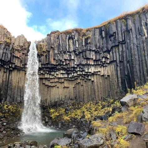 waterval Svartifoss