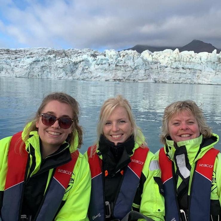 Zodiac tour ijsbergenmeer, Jökulsárlón