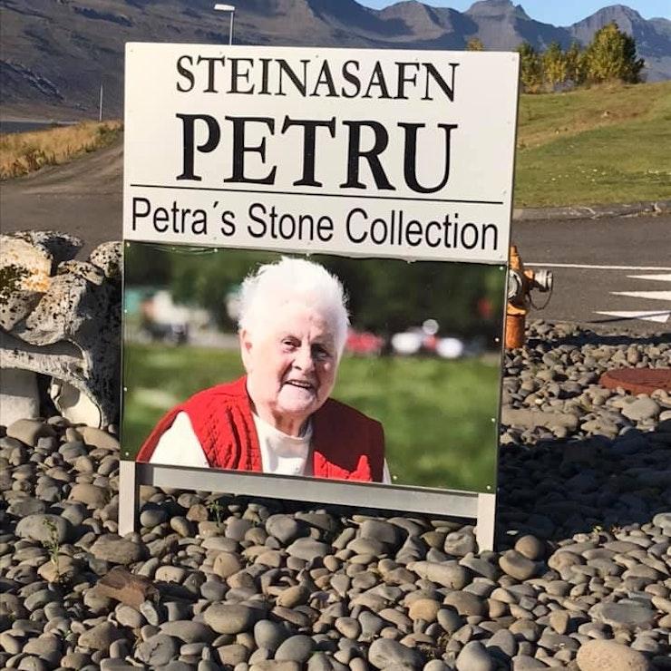 Petra's stenenmuseum
