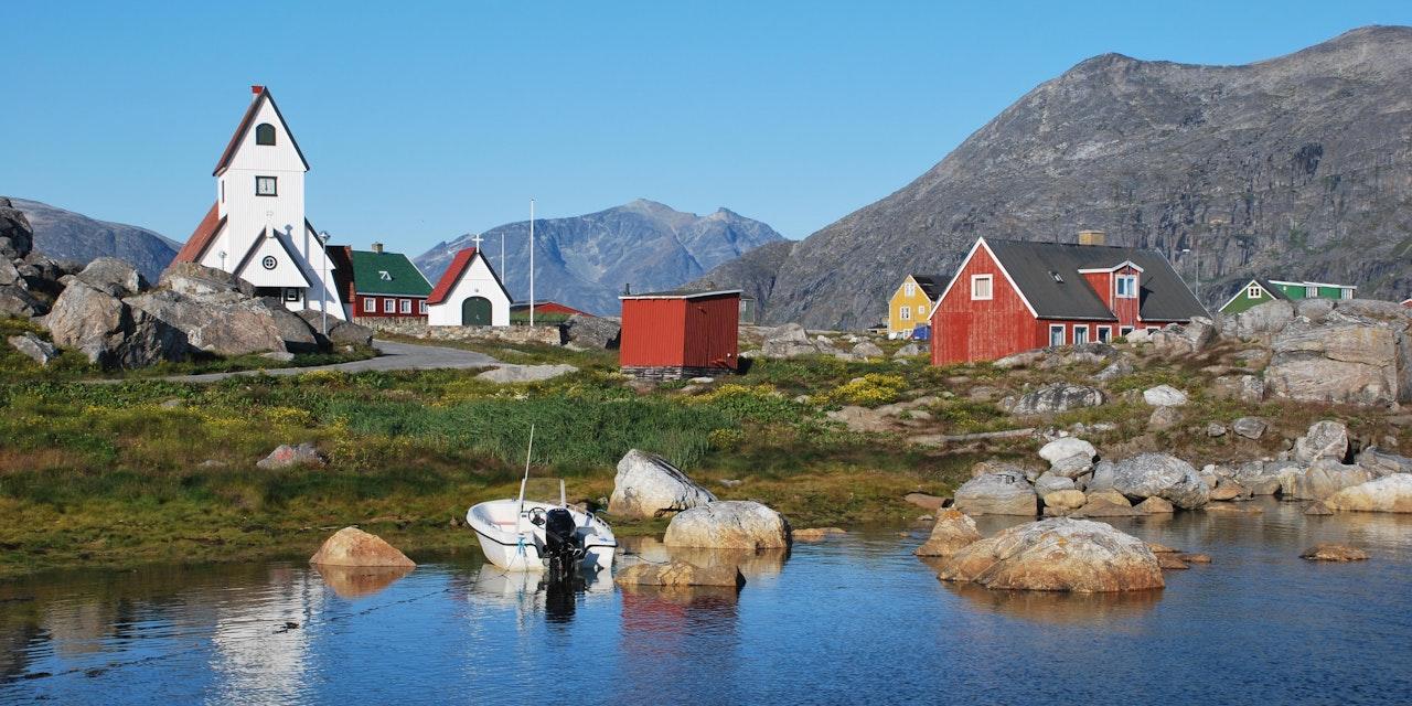 Nanortalik, Zuid-Groenland