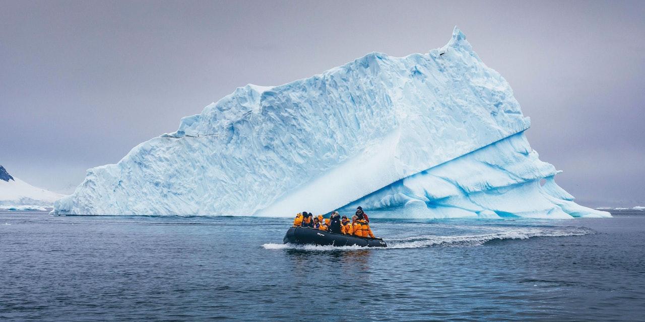 Zodiac, Antarctica