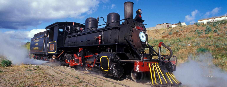 El tren del fin Mundo, Ushuaia