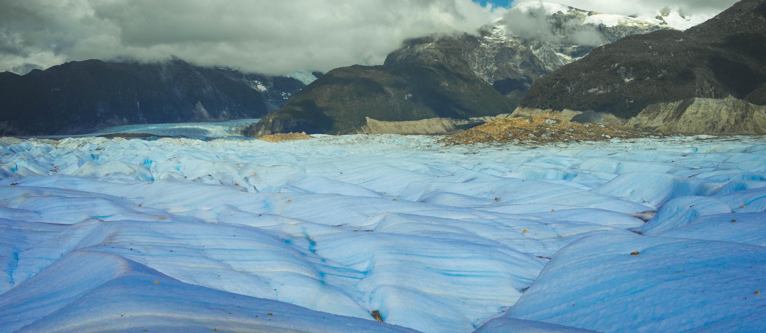 San Rafael gletsjer