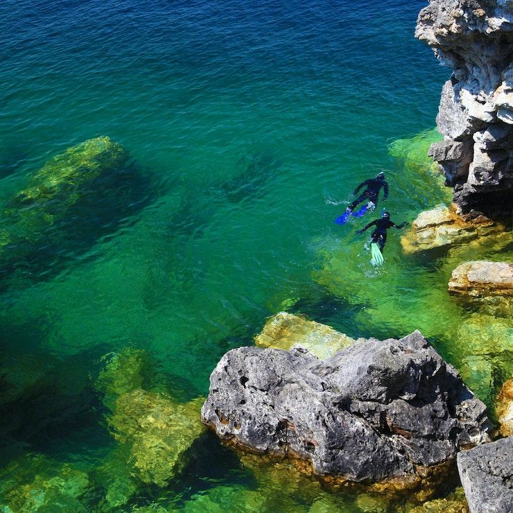 Bruce Peninsula Provincial Park Georgian Bay