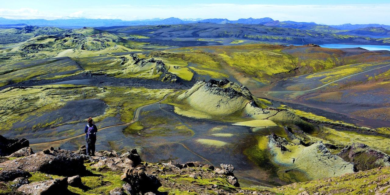 Laki, IJsland