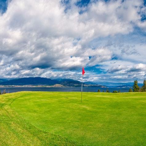 Okanagan Valley golfen