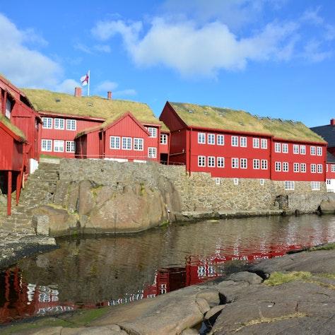 Tórshavn, Faeröer