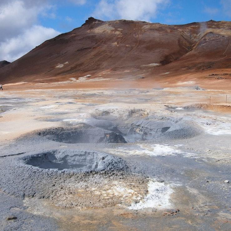 Námaskarð, IJsland