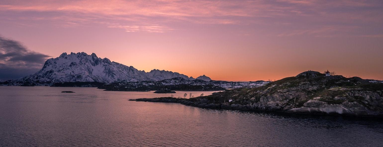 Vesterålen, Noorwegen