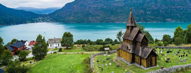 Urnes Staafkerk, Noorwegen