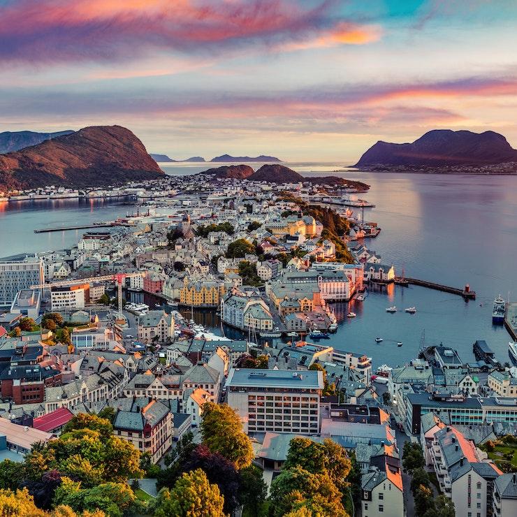 Ålesund, Noorwegen