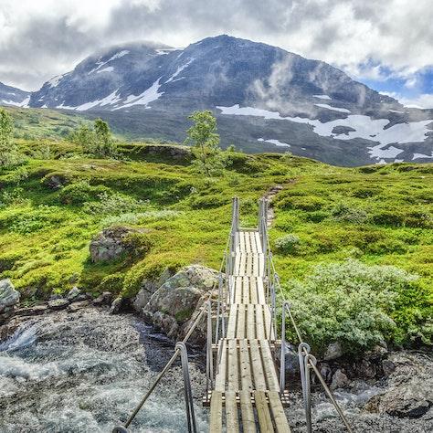 Hardangervidda Nationaal Park